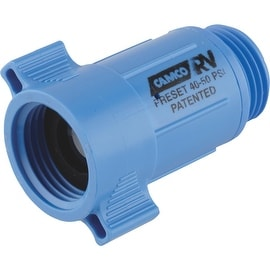 "Camco 3/4"" Plastic Regulator"