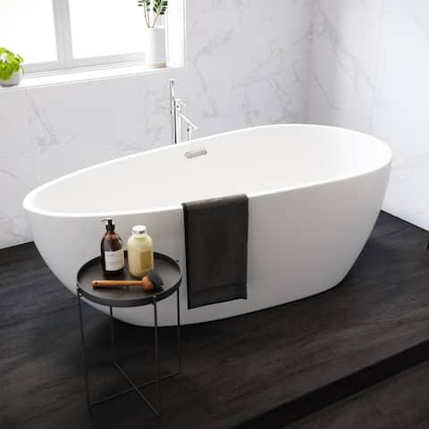 Plaisir Freestanding Bathtub Fauce