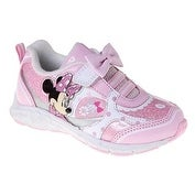 Josmo Girls Minnie Mouse, Pink White (3 options available)