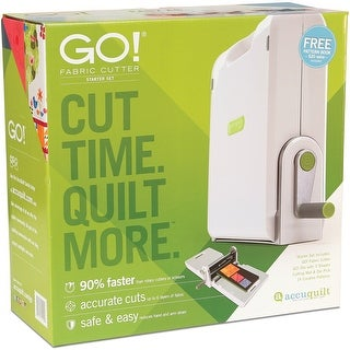 Go! Fabric Cutter