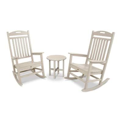 Trex Outdoor Furniture Yacht Club Rocker 3-Piece Set