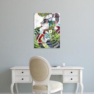 Easy Art Prints Minjae Lee's 'Reminiscence III' Premium Canvas Art