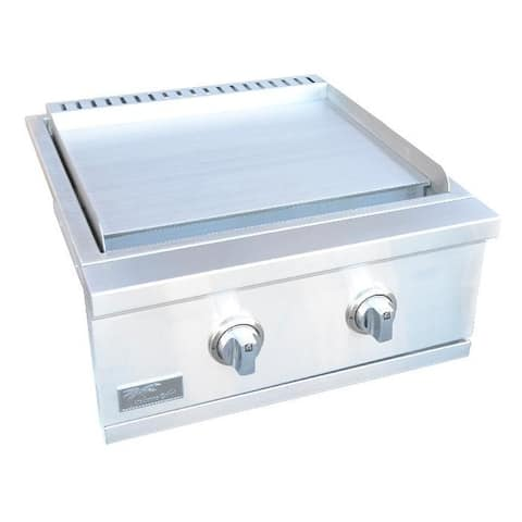 "KoKoMo Grills 22"" Built In Gas Griddle / Teppanyaki"