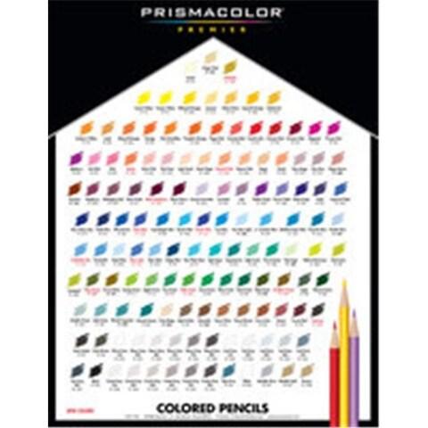 Prismacolor 1030P Colored Pencils, Raspberry