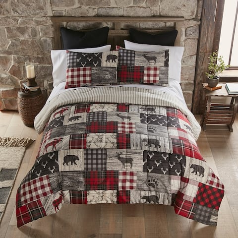 Donna Sharp Timber 3-pc Comforter Collection