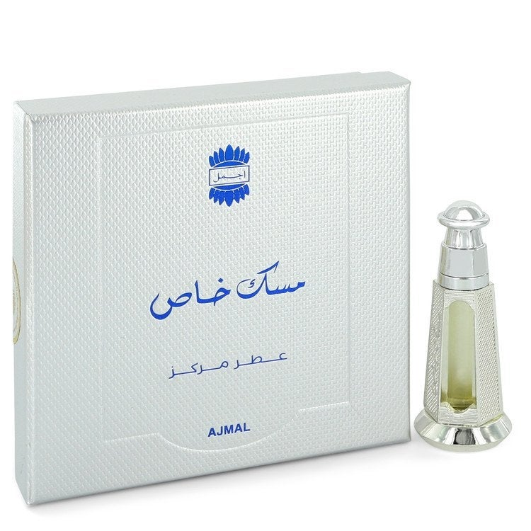 Ajmal Musk Khas by Ajmal Concentrated Perfume Oil (Unisex) .1 oz For Women (Up To 1 Oz.)