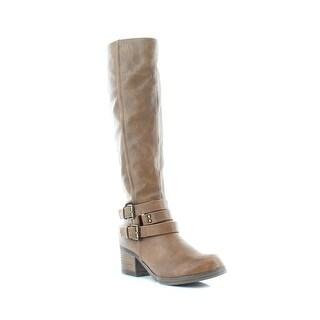 Carlos Santana Camdyn Women's Boots Cognac