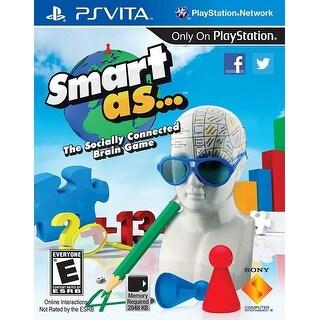Smart As - Playstation VITA