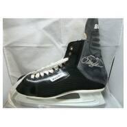 Signed Selanne Teemu Used Bauer Left Foot Hockey Skate autographed