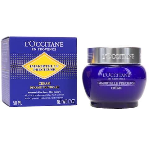 L'Occitane Immortelle Precious Cream 1.7 oz