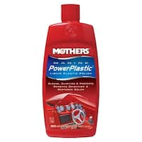 Mothers Marine Powerplastic Liquid Polish - 91058