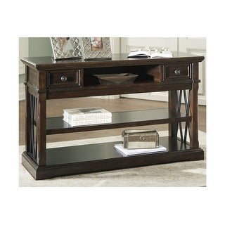 Ashley T701-4  Powder Coat Finish Roddinton Sofa Table