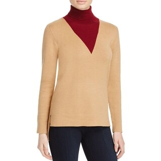 Timo Weiland Womens Pullover Sweater Wool Turtleneck - s