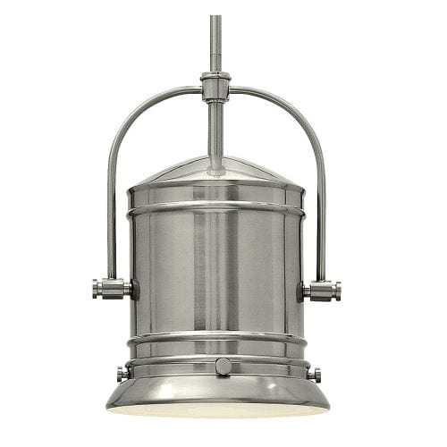 "Hinkley Lighting 3257 1 Light 14.5"" Height Indoor Mini Pendant from the Pullman Collection - Thumbnail 0"