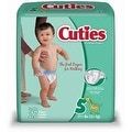 Cuties Premium Diapers Size 5 27 Each [4 packs per case] - Thumbnail 0