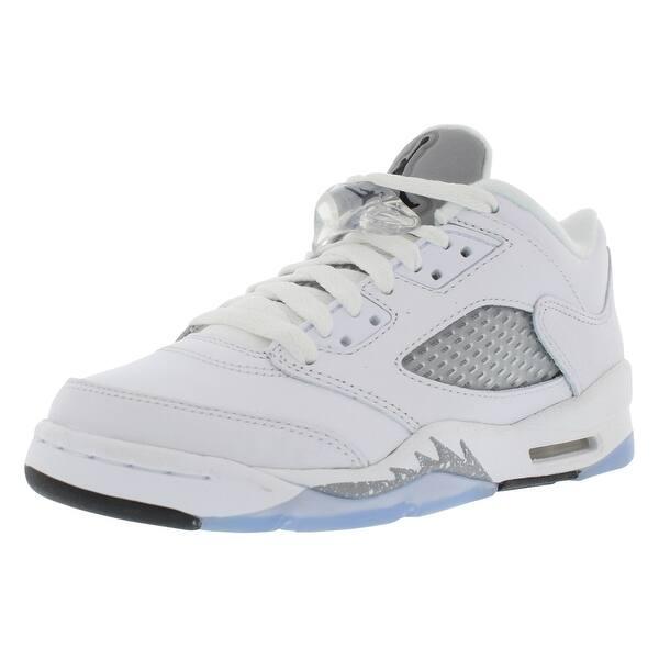 hot sales 2ebaf 150a0 Shop Jordan Retro 5 Low Basketball Gradeschool Kid's Shoes ...