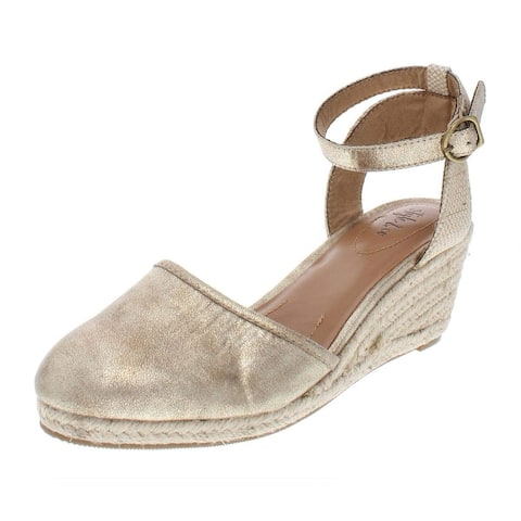 Style & Co. Womens Mailena Closed Toe Casual Platform Sandals