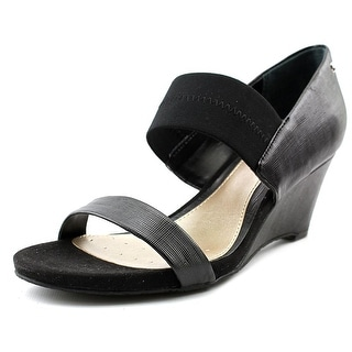 Alfani Maryka Open Toe Synthetic Sandals