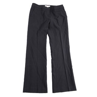 Michael Michael Kors Black Cropped Pants 4
