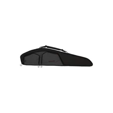 "Allen Rifle Case Trigo Side Entry Fabric 48"" Black Heather - Black Heather"
