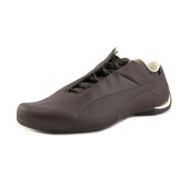 Shop Puma Future Cat M1 Citi Pack Round Toe Leather Sneakers - Free ... b0a53dd73