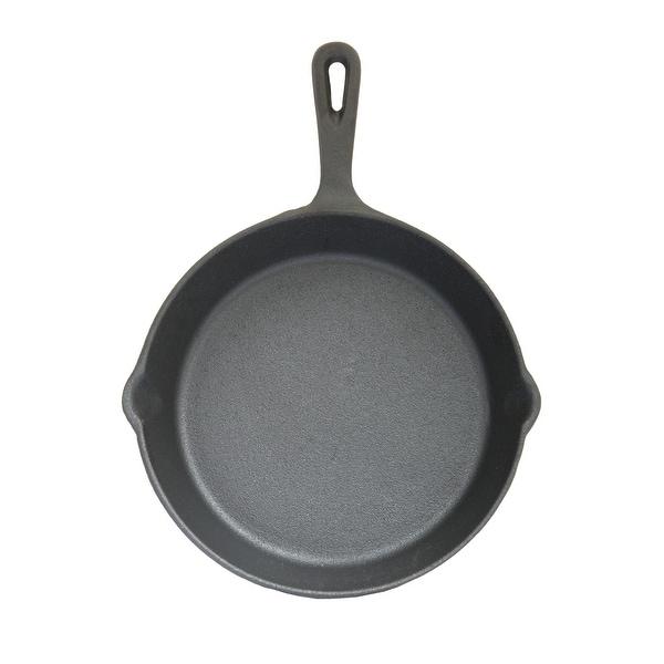 Shop Guro Pre Seasoned Cast Iron Skillet Pan 5 9 7 5 9