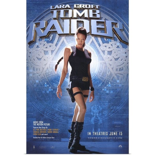 Shop Lara Croft Tomb Raider 2001 Multi Free Shipping