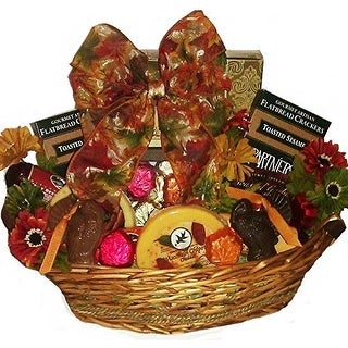 Gobble This Thanksgiving Basket