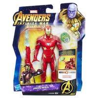 Hasbro HSBE1406 6 in. Avengers Infinity War Iron Man Figure - Set of 8