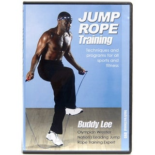 Buddy Lee Jump Rope Training DVD