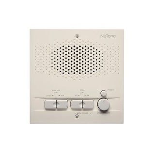 NuTone NRS200 Indoor Remote Station for Use with NM200 Master Intercom System