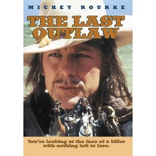 Last Outlaw - DVD