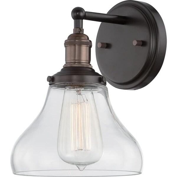 "Nuvo Lighting 60/5513 Single Light 9-3/4"" High Wall Sconce"