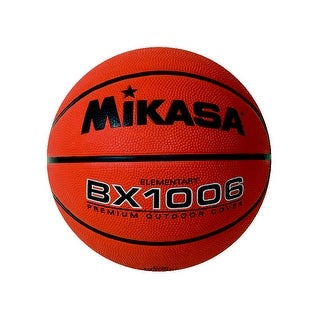 Mikasa BX1000 Youth 25-1/2 in Rubber Basketball