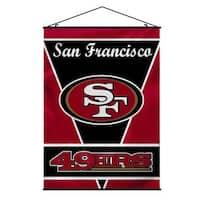San Francisco 49ers Banner 28x40 Premium