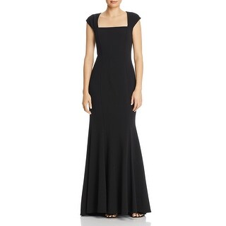 Link to Eliza J Womens Formal Dress Scuba Crepe - Black Similar Items in Dresses