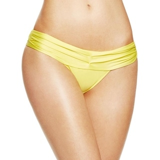 ViX Womens Gathered Bikini Swim Bottom Separates