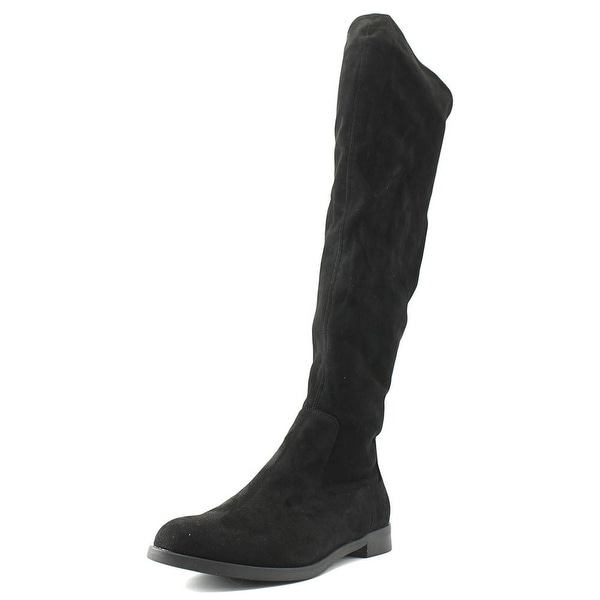 Kenneth Cole Reaction Wind-y Black Boots