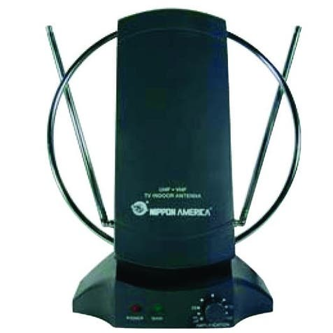 Nippon KF3002HD 2-Stage Amplified UHF/VHF/FM TV Antenna