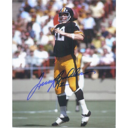 8435f4284a8 Signed Bradshaw Terry Pittsburgh Steelers 8x10 Photo autographed