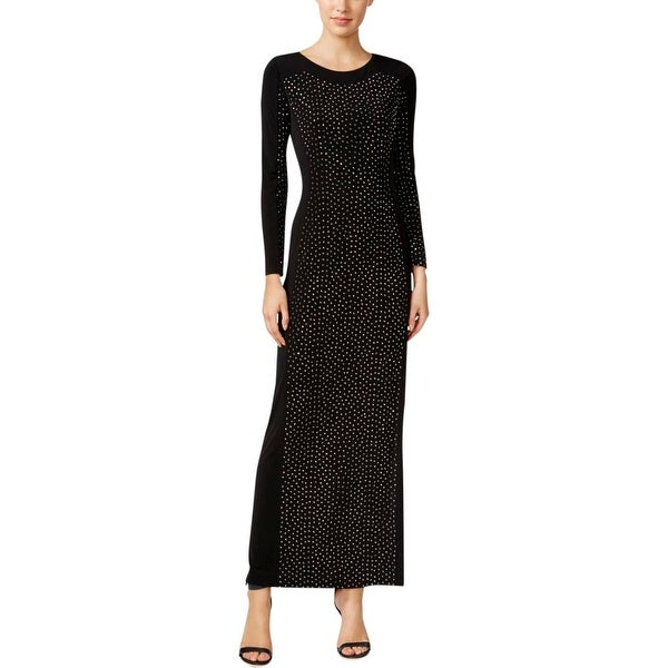 Calvin Klein Formal Evening Dresses with Sleeves