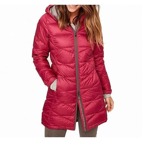 Lole Purple Women's Size Small S Full-Zip Puffer Parka Jacket