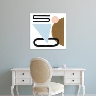 Easy Art Prints Grace Popp's 'Informal Formation III' Premium Canvas Art