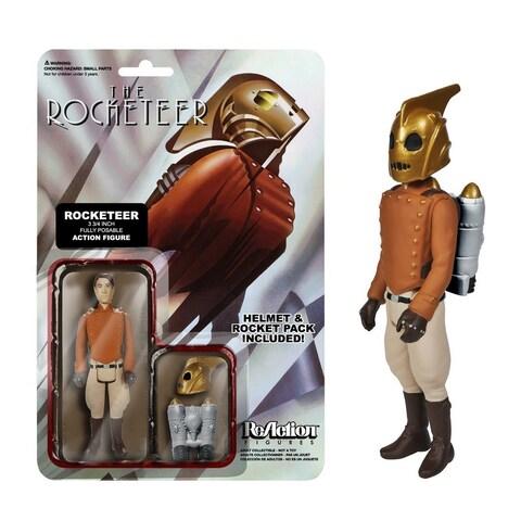 "The Rocketeer ReAction Funko 3.75"" Action Figure - multi"
