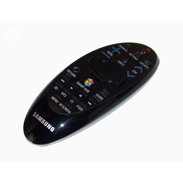 OEM Samsung Remote Control Originally Shipped With: UN75H7100AFXZA, UN75H7150, UN75H7150AF, UN75H7150AFXZA