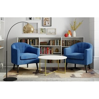 Link to Carson Carrington Ulmjarv Tufted Accent Chair Similar Items in Living Room Chairs