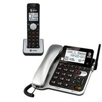 AT&T CL84201 Corded/Cordless Phone System W / Digital Answering System
