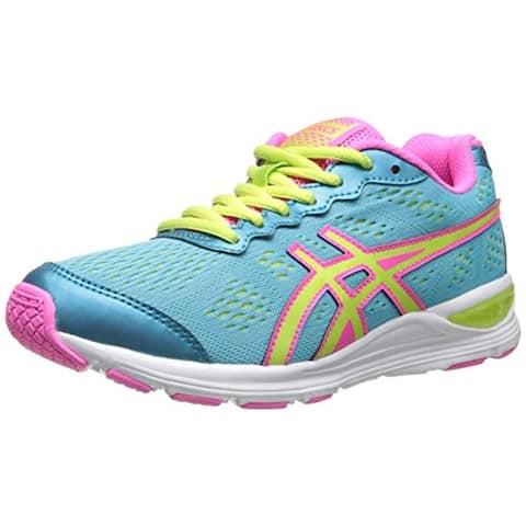 Asics Girls Gel-Storm 2 GS Running Shoes Lightweight Mesh
