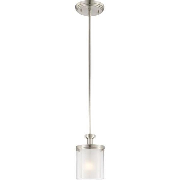 "Nuvo Lighting 60/4648 Single Light 6"" Wide Mini Pendant"