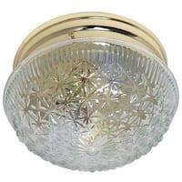 Boston Harbor F13BB01-68583L Ceiling Light Fixture, Polished Brass